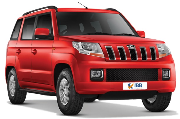 Mahindra TUV300 with 100BHP launched
