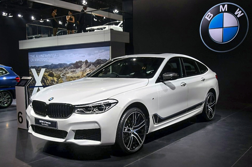 IBB Blog BMW Series GT Launched In India At Auto Expo - Bmw 3 series gt price