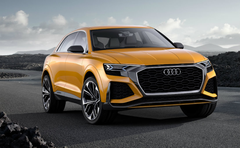 Audi drops a new trailer for the SUV Q8