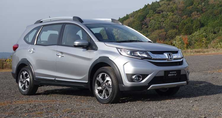Ibb Blog Honda Brv Mini Suv