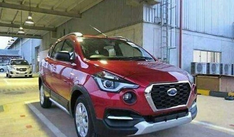 Datsun go facelift Indonesia 2018