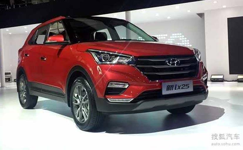 Expected pricing and features for the 2018 facelifted Hyundai Creta