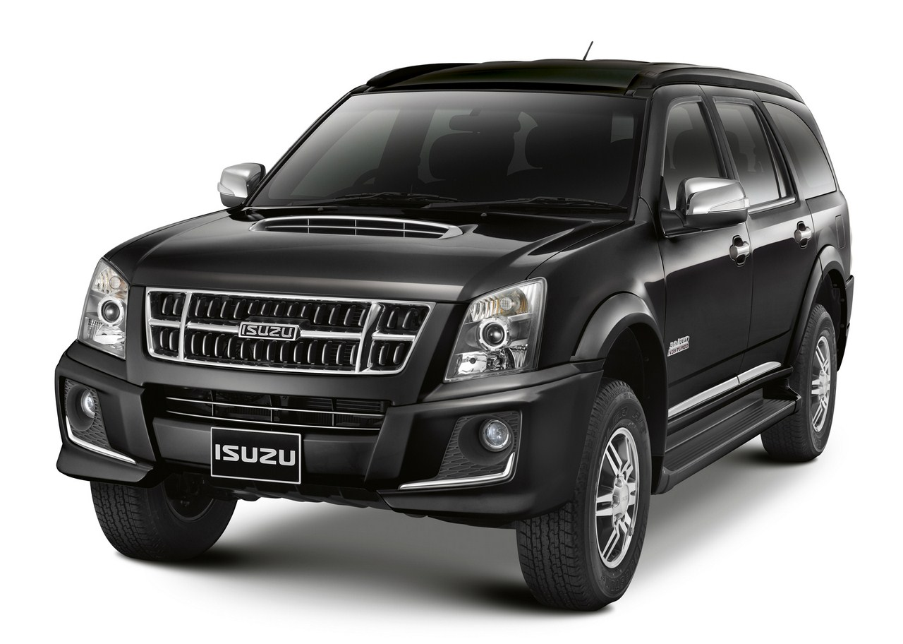 Isuzu-MU-7 at Auto Expo 2016