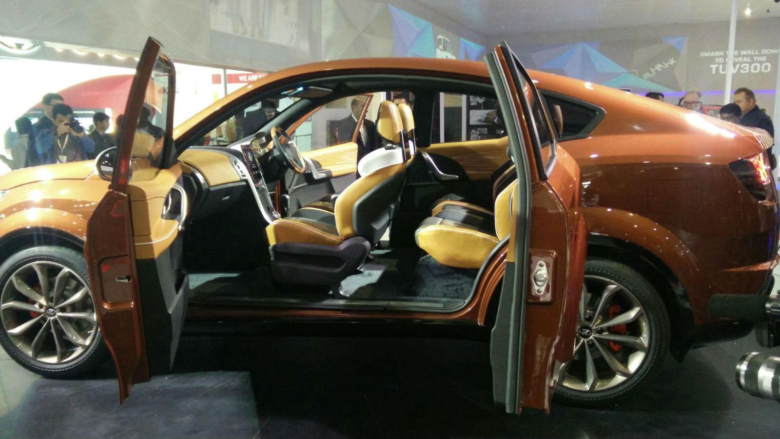 IBB Blog Mahindra XUV Aero Auto Expo 2016