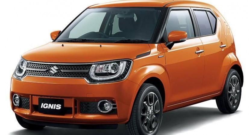 Ibb Blog Maruti Suzuki Ignis Bookings Open