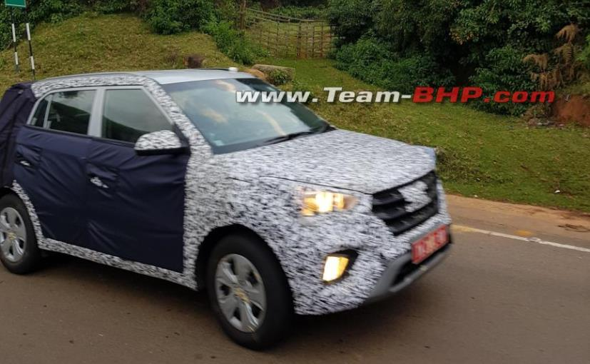 Specifications of Hyundai Creta 2018