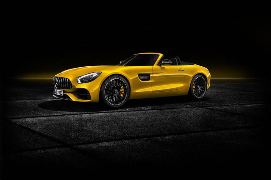 Specifications of Mercedes AMG GT S Roadster