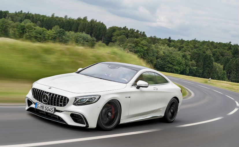 Specifications of Mercedes AMG S63 Coupe