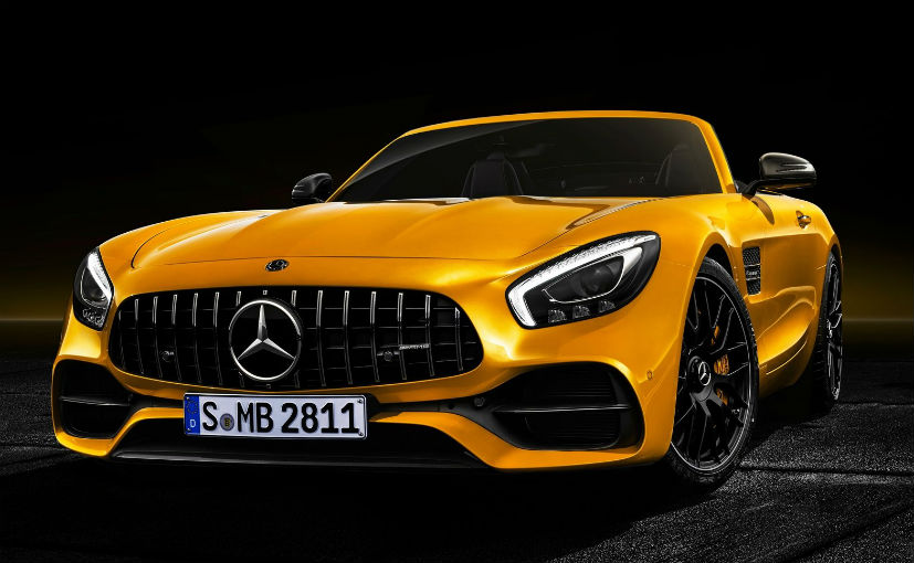 Specifications of Mercedes Benz AMG GT S Roadster