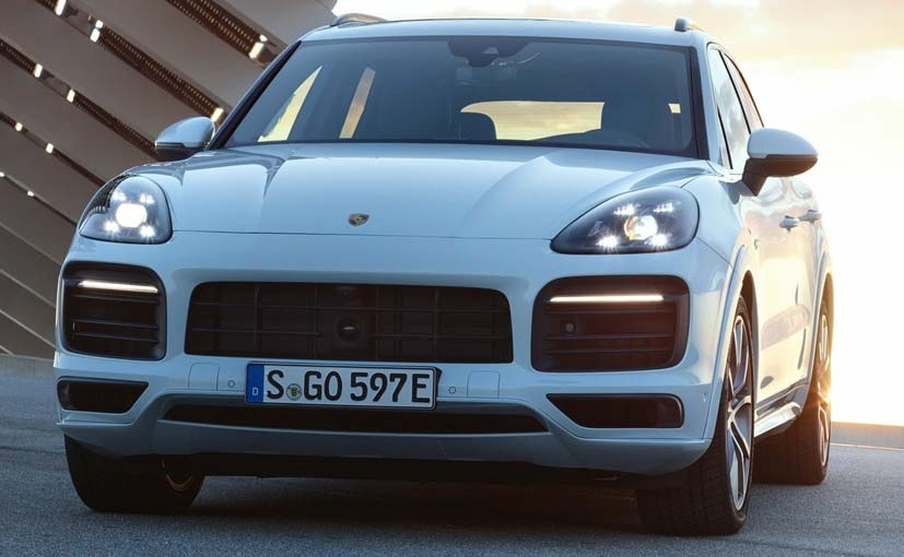 Specifications of Porsche Cayenne e