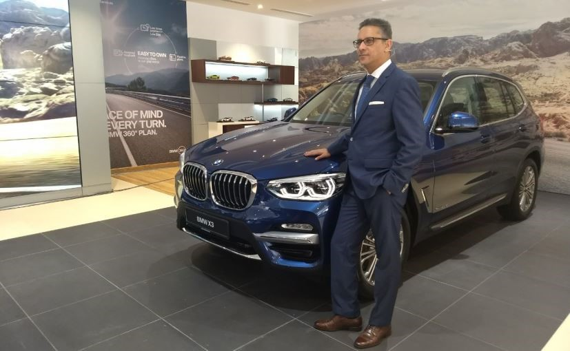 The All New BMW X3 Petrol Comes to India
