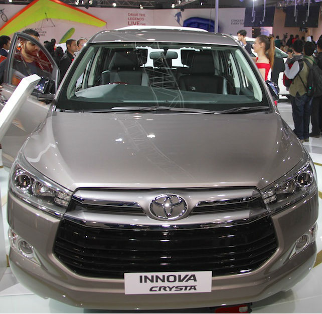 Toyota Innova 2016 | 2017 - 2018 Best Cars Reviews