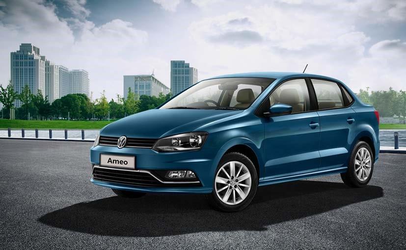 Volkswagen Ameo Exterior Image