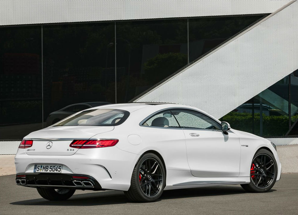 ibb blog what to expect from mercedes amg s63 coupe. Black Bedroom Furniture Sets. Home Design Ideas