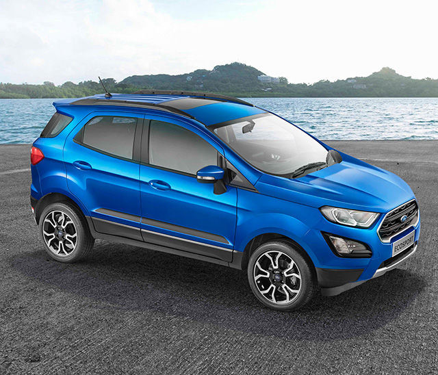 11 Percent Rise in Ford India Sales