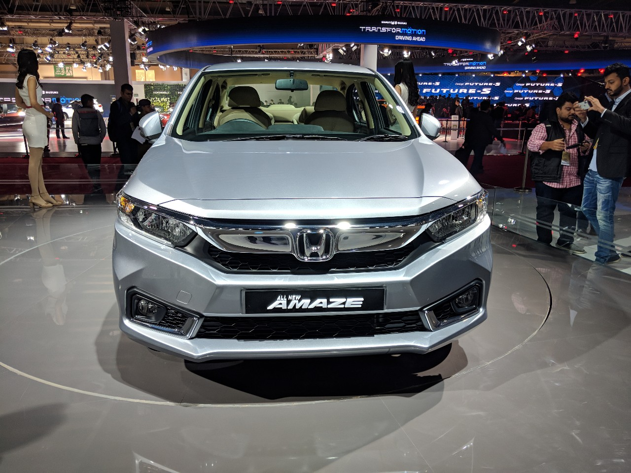 2018 Honda Amaze Can Now Be Booked Officially In India
