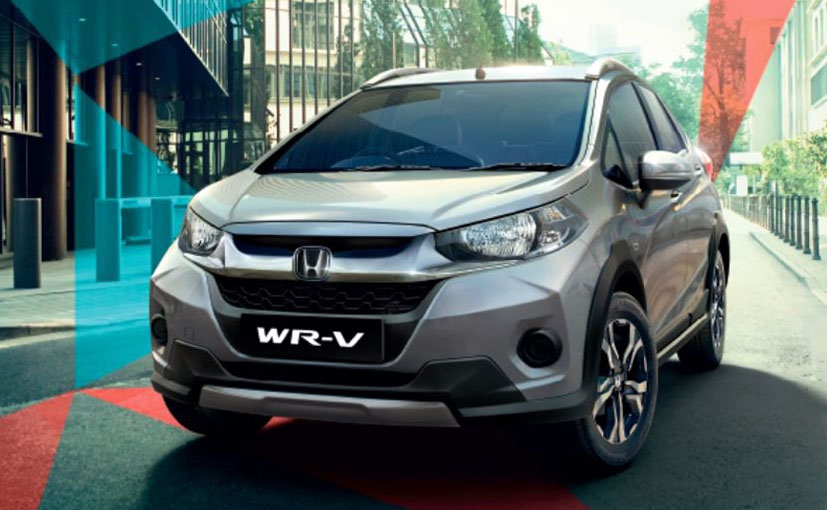 2018 Honda WR-V Edge Edition launches in India
