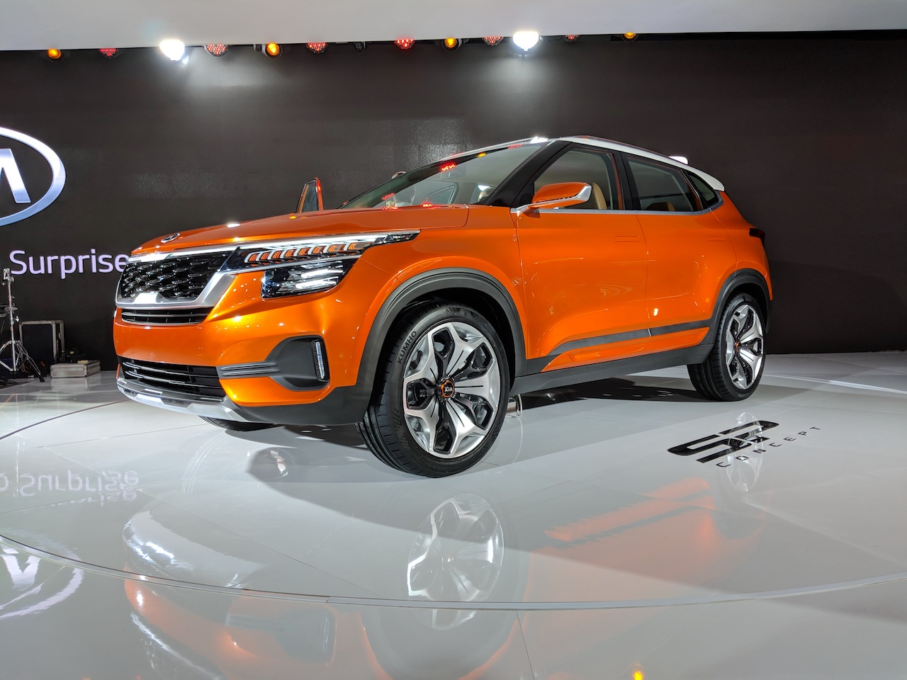 Ibb Blog 7 Seater Variant Expected For Kia Sp Concept In India