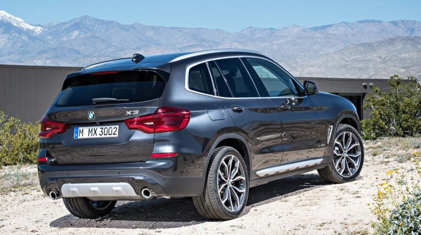A complete insight to the new BMW X3