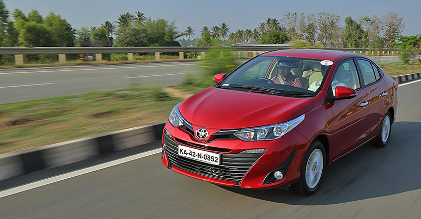 As many as 66 percents of the Toyota Yaris bookings claim Automatic Transmission