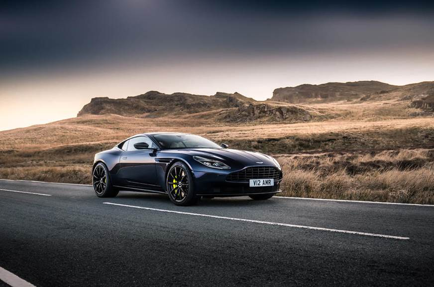 Aston Martin Comes up With All New DB11 AMR