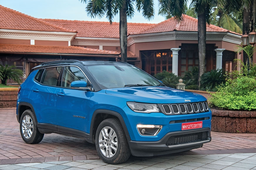 Attractive offers has been announced by Jeep for its Compass 4x4