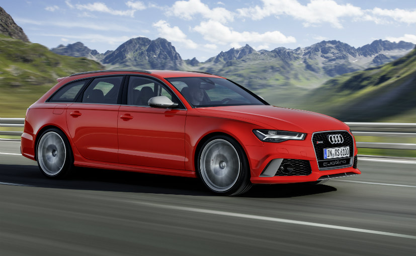 Audi RS6 Performance Launch Date Revealed
