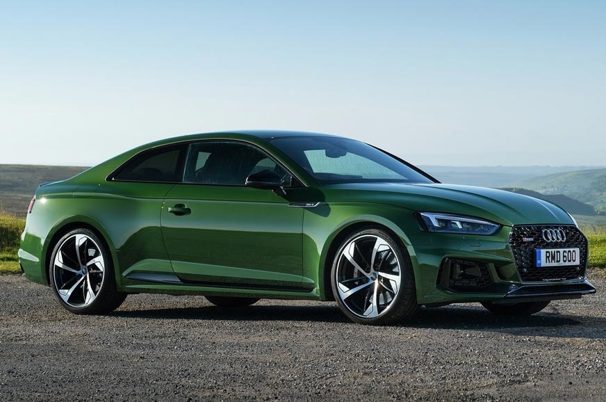 Audi Has Launched RS5 In India