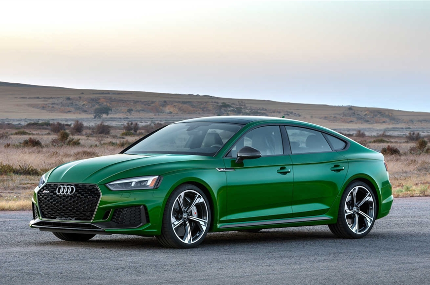 Audi Launched The new RS5 Sports With A Price Tag Of INR 1.1 crore