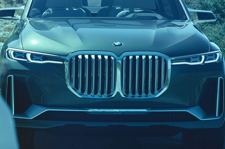 BMW 7 series is going to receive sharper styling