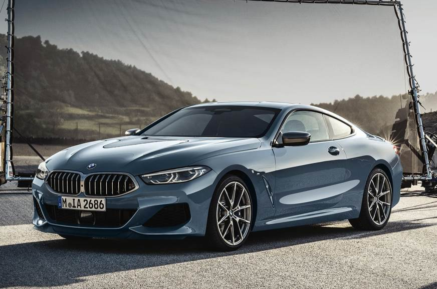 BMW 8 series has been unveiled