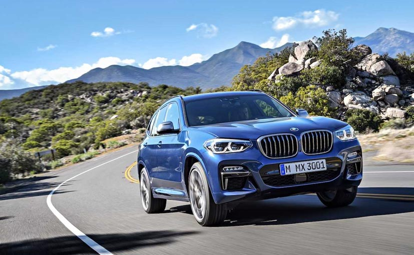 BMW X3 M40d with Diesel Power to be launched soon