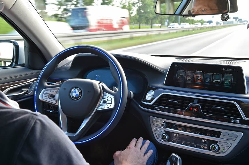BMW gets license for autonomous driving test in Shanghai