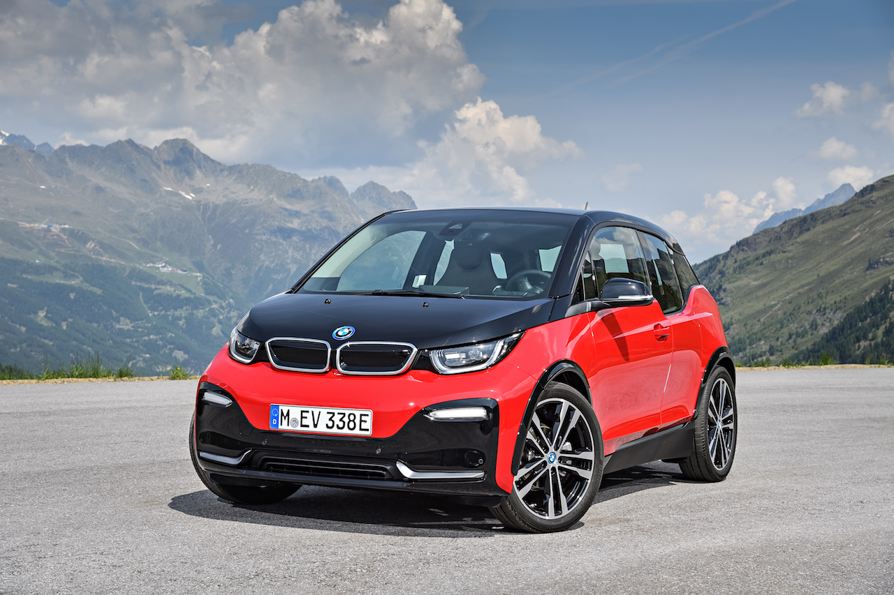 BMW i3 S may launch in India