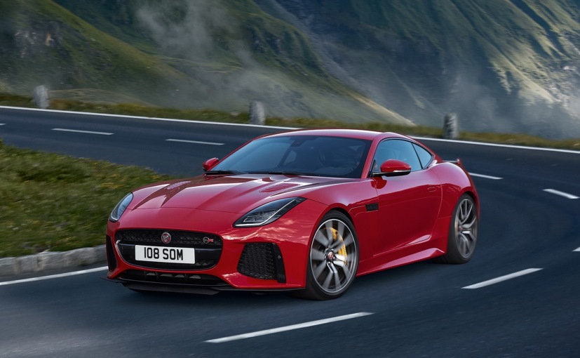 Bookings for Jaguar F Type SVR Now Open