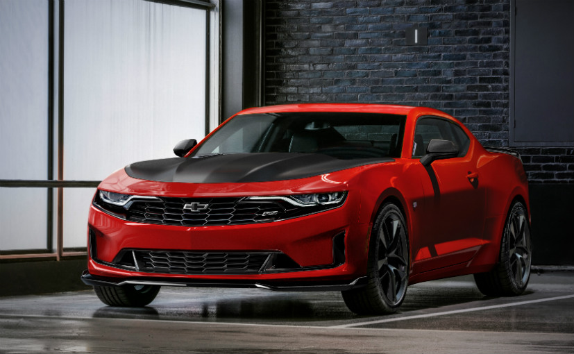 Chevrolet Camaro Has Been Unveiled In US