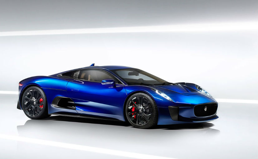 Electric Hypercar Could Be Next _ Jaguar
