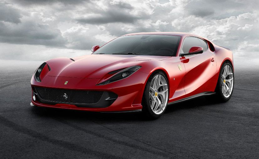 Ferrari to launch 812 Superfast this month in India