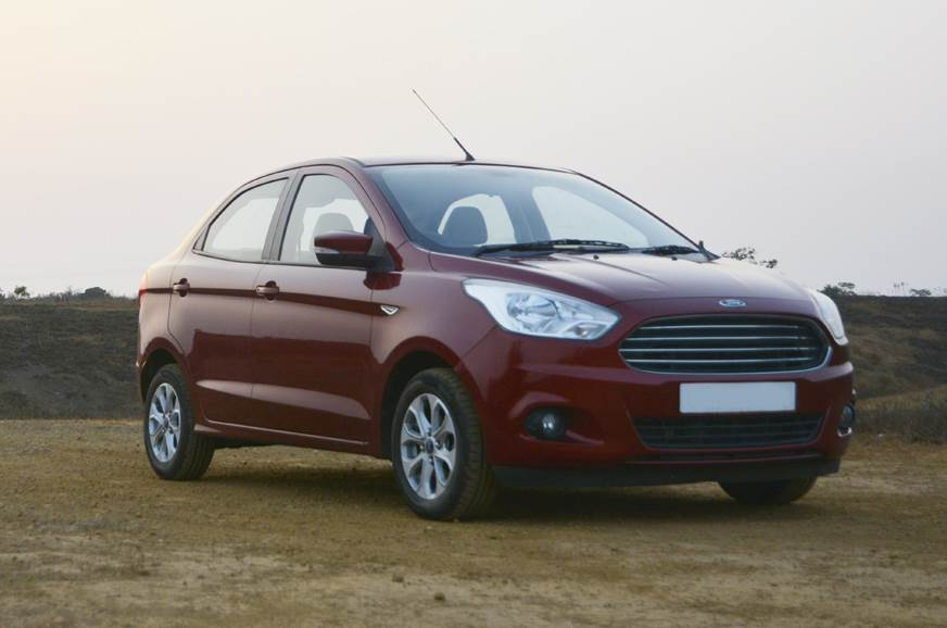 Ford has offer great discounts up to Rs 1 lakh in Figo and Aspire