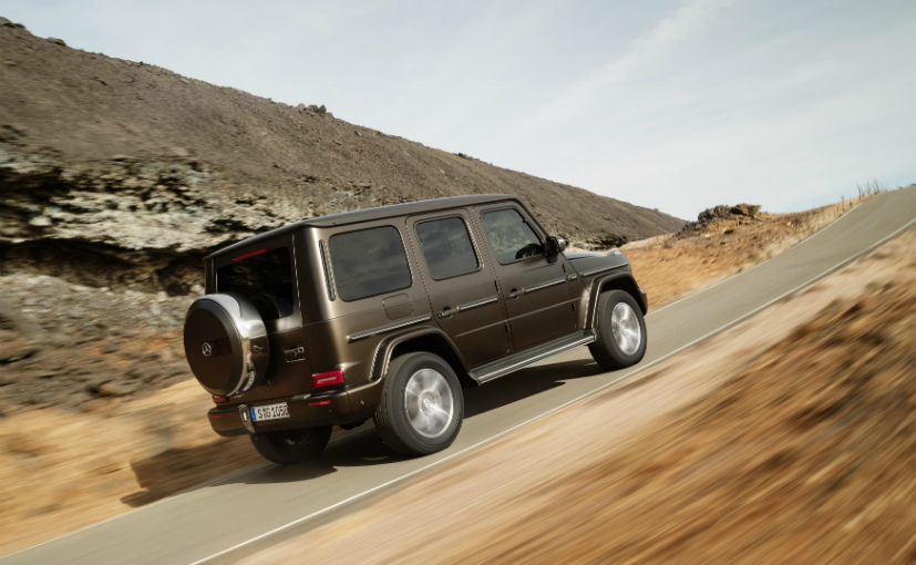 G for great, nothing is as classy as a G-class