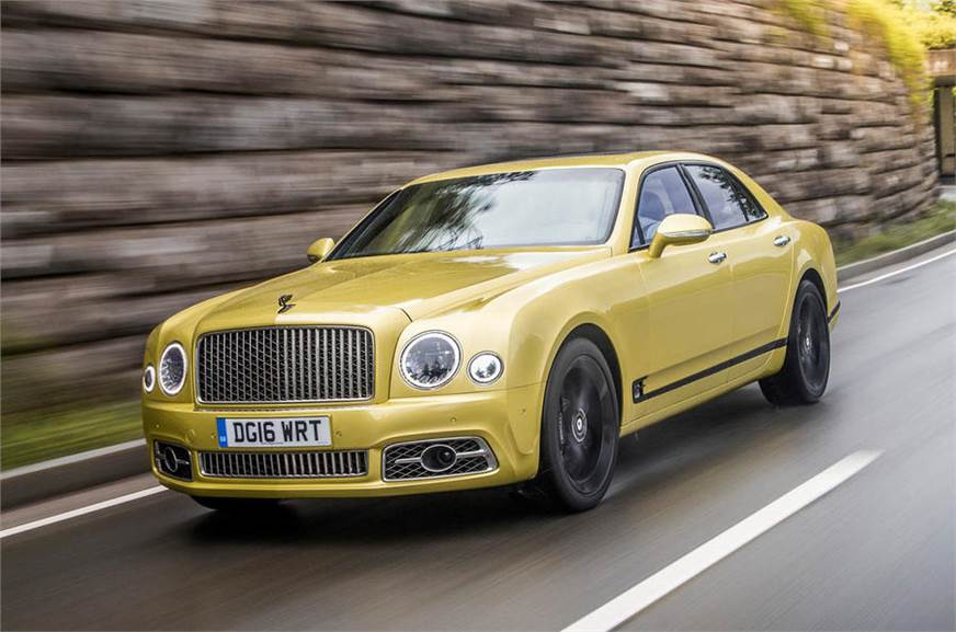Get Luxurious And Innovative Driving With Bentley Mulsanne Range