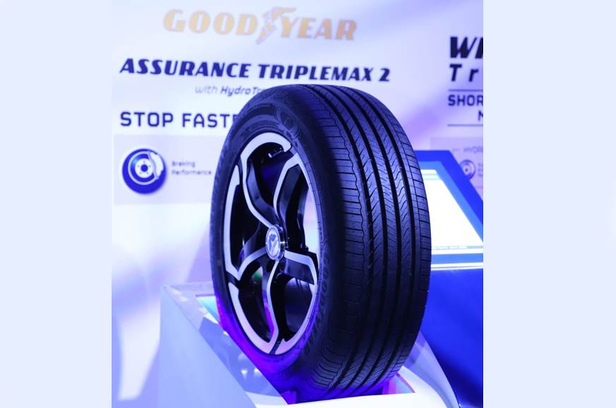 Goodyear introduces TripleMax 2 range of mid-size car tyres in India