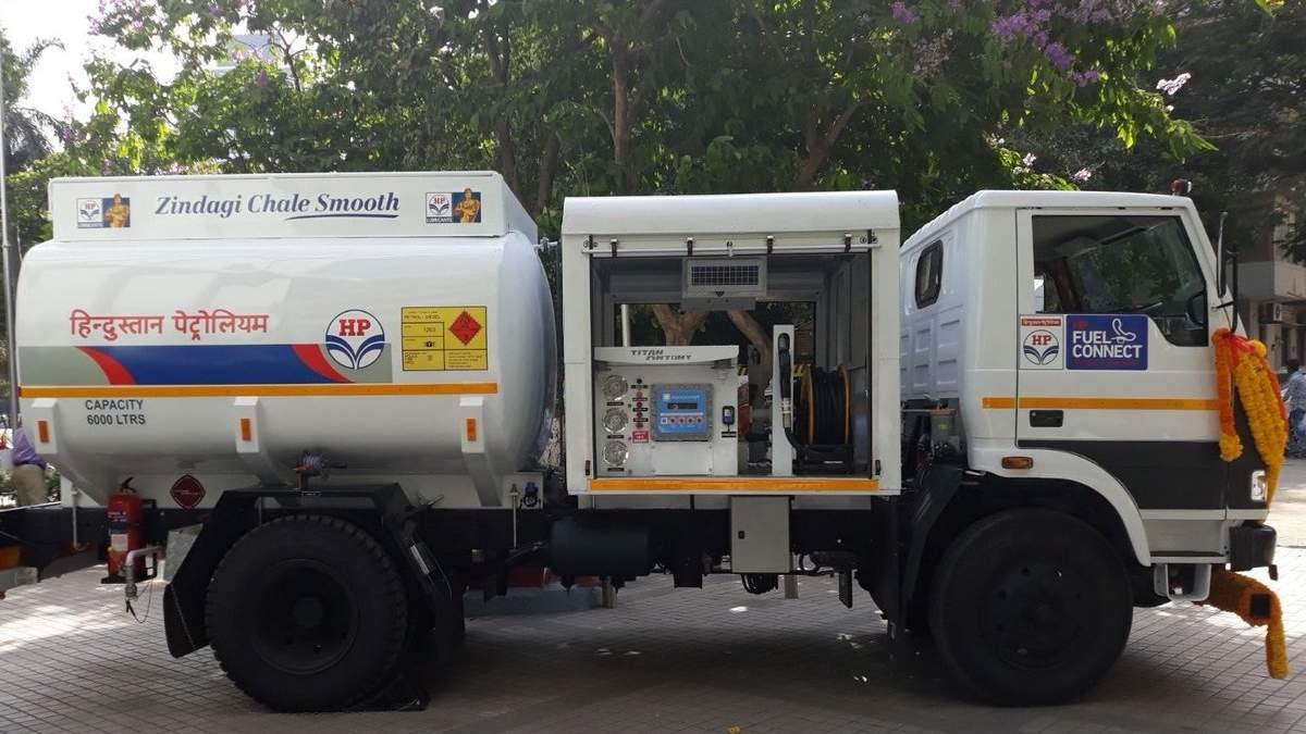 HPCL starts home delivery of diesel in Mumbai