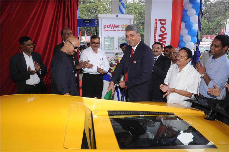 Hindustan Petrol launches Power 99 in Mumbai