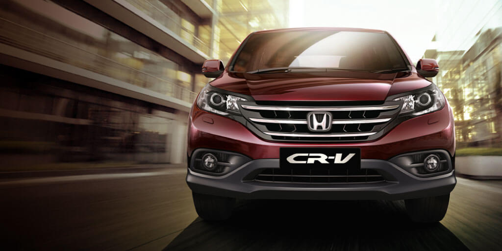 Honda CR-Vs India Version to be updated with 120hp diesel engine