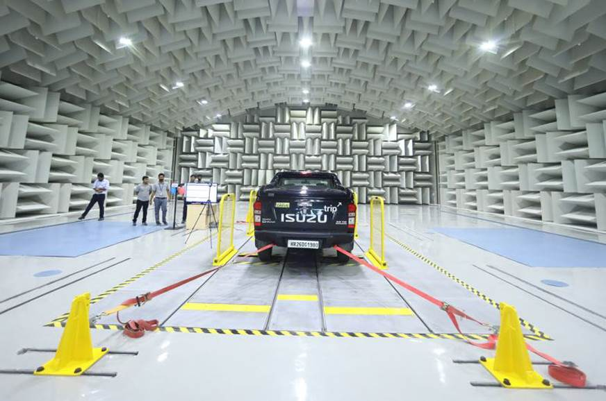 ICAT Centre II for automotive testing inaugurated