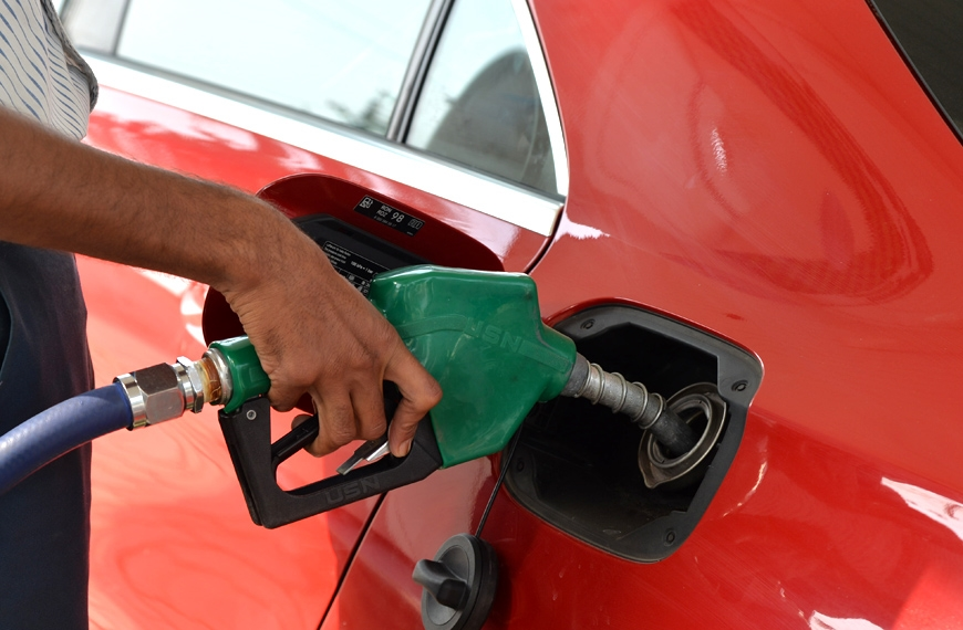 Increase in the fuel prices may affect the sales of the car