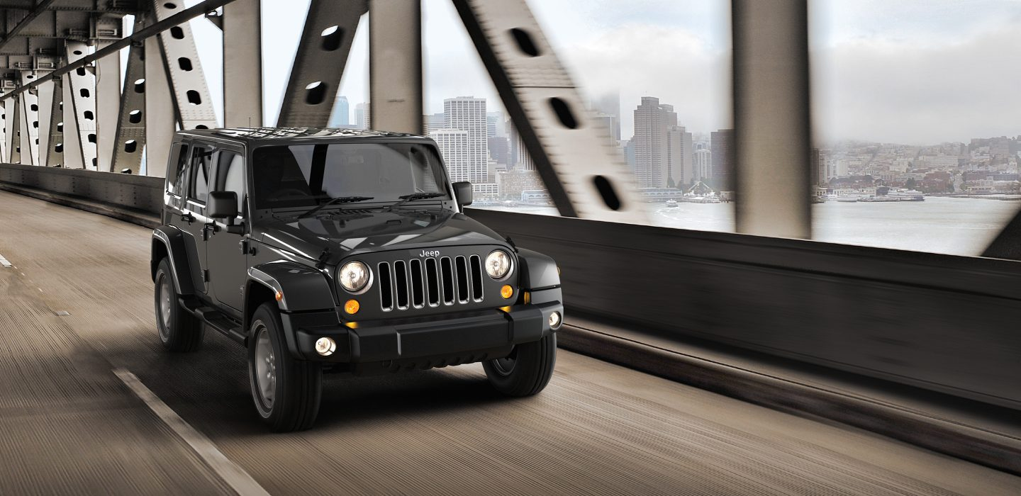 India ushers in 2018 Jeep Wrangler 3 and 5 door models