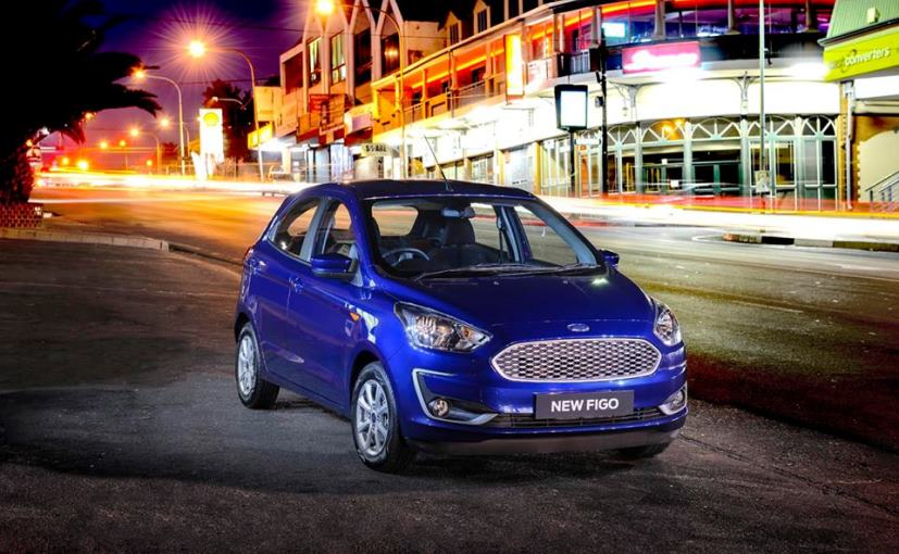 Is The Ford Figo Facelift Getting A CNG Variant?