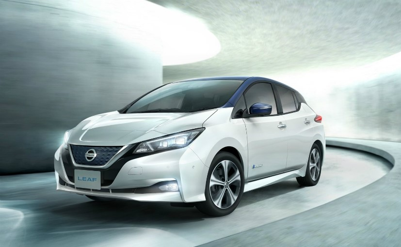 Issues crop up with the New Nissan Leaf electric hatchback